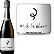 Champagne Billecart Salmon Blanc de Blancs Grands Crus 75cl