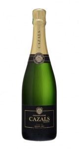 Champagne Claude Cazals Carte Or Blanc de Blancs Brut 75cl