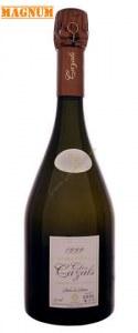 Champagne Claude Cazals cuvée Le Clos Cazals Vintage 2004 Blanc de Blancs Magnum 1.5l