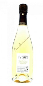 Champagne Fleury Notes Blanches 75cl
