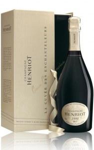 Champagne Henriot Cuvée des Enchanteleurs 1998 75cl - casket