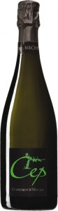 "Champagne Jean Michel - Cuvee ""Cep"" without added sulphite - Extra brut 75cl"