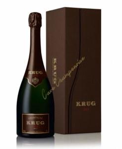 Champagne Krug Vintage 2003 75cl - Gift Box