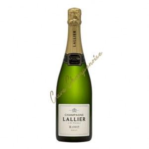 Champagne Lallier R012 brut 75cl