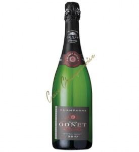 Champagne Philippe Gonet Extra Brut 3210 Blancs de Bancs 75cl