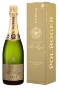 Champagne Pol Roger Brut Blanc de blancs Vintage 2004 75cl