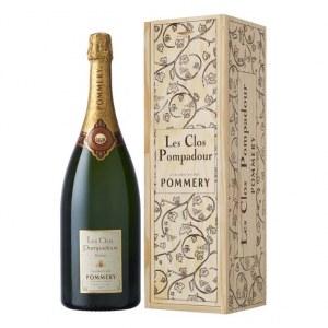 Champagne Pommery Cuvee Clos Pompadour 2003 magnum