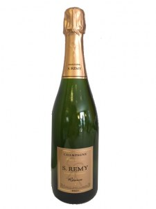 Champagne S.Remy brut reserve 75cl
