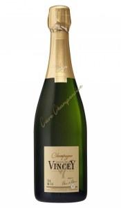Champagne Vincey Blanc de Blancs Grand Cru 75cl