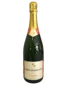 Champagne Voirin Desmoulins semi-dry Tradition 75cl