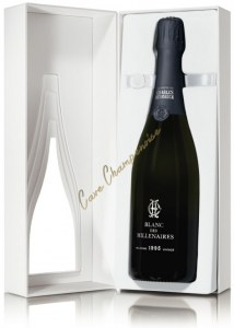 Champagne Charles Heidsieck Blanc des millénaires 1995 75cl - casket