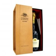 Champagne Taittinger Comtes de Champagne 2006 75cl - casket