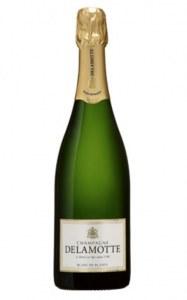 Champagne Delamotte Blanc de Blancs half-bottle 37.5cl