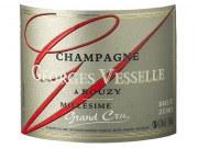 Champagne Georges Vesselle Vintage 2006 Zero Dosage 75cl
