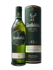 Whisky Glenfiddich - 12 ans special reserve