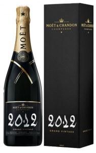 Champagne Moët & Chandon Grand Vintage 2008 75cl