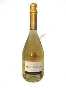 Champagne Moutardier Pure Meunier Brut Nature 75cl