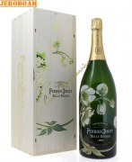 Champagne Perrier Jouet Belle Epoque 2006 Jeroboam 3l - wood box