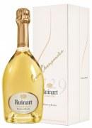 Champagne Ruinart Brut Blanc de Blancs 75cl - casket