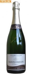 Champagne Saint Gybryen Brut Sélection Blanc de Blancs Magnum 1.5l