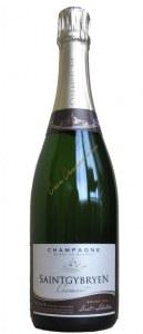 Champagne Saint Gybryen Brut Sélection Blanc de Blancs 75cl