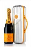 Champagne Veuve Clicquot Carte Jaune Coffret Suitcase