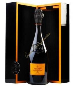 Champagne Veuve Clicquot La Grande Dame vintage 2004 75cl - casket