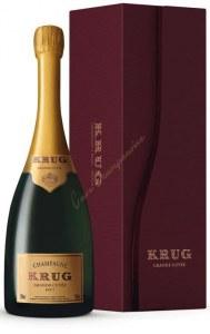 Champagne Krug Grande Cuvée 75cl - casket