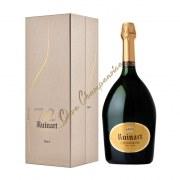 Champagne Ruinart Brut R de Ruinart 75cl - Casket