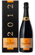 Champagne Veuve Clicquot Vintage 2012 75cl