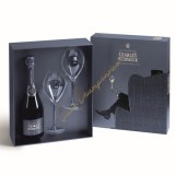 Champagne Charles Heidsieck Coffret Dandy 2 flutes