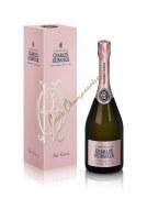 Champagne Charles Heidsieck Rosé Réserve 75cl - casket
