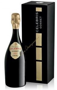 Champagne Gosset Celebris Extra Brut 2007 75cl - Gift Box