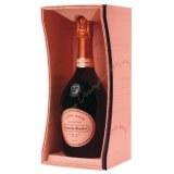 Champagne Laurent Perrier Cuvée Rosé 75cl - casket