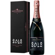 Champagne Moët & Chandon Grand Vintage Rosé 2012 75cl