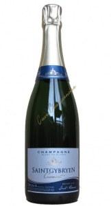 Champagne Saint Gybryen Brut Réserve Blanc de Blancs 75cl